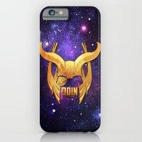 Odin - the Ruler iPhone 6 Slim Case
