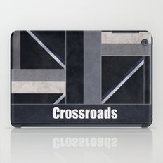 Crossroads iPad Case