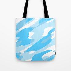 Water Camo Tote Bag
