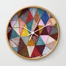 KITES Wall Clock