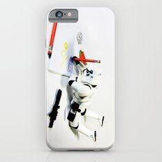 Drawing Droids Slim Case iPhone 6s