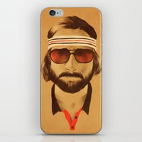 Baumer iPhone & iPod Skin