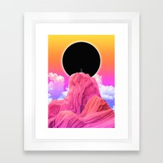 Now more than ever Framed Art Print