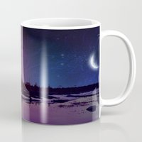 Day And Night - Painting Mug