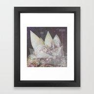 Harmonic Broadcast  Framed Art Print