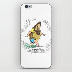 Beefsquatch iPhone & iPod Skin