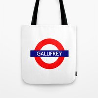 Gallifrey Tote Bag