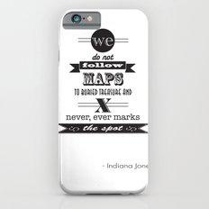 indiana jones iPhone 6 Slim Case
