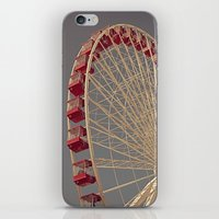 Chicago Wheel iPhone & iPod Skin