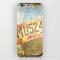 Michigan 1939 iPhone & iPod Skin