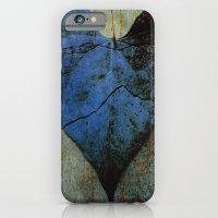 Blue Heart iPhone 6 Slim Case