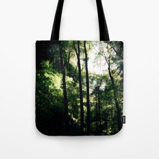 Inside the Cave Tote Bag