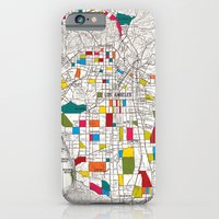 Los Angeles Streets iPhone 6 Slim Case