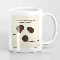 No227 My KUNG FU Panda minimal movie poster Mug