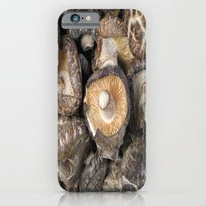 mushrooooms  iPhone 6 Slim Case