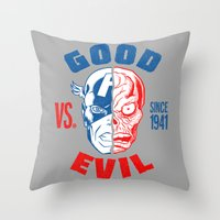 G VS E '41 Throw Pillow
