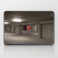 Parking Garage iPad Case