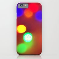 Colourful Lights iPhone 6 Slim Case