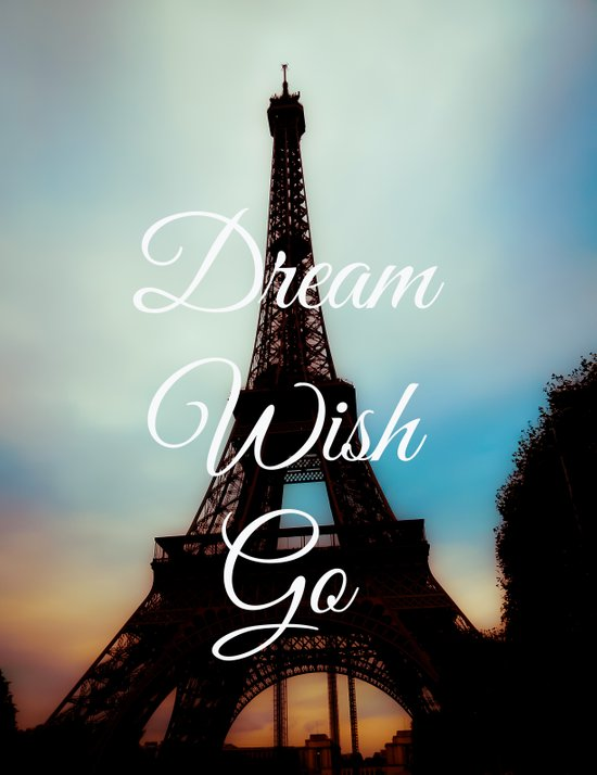 Dream Wish Go Art Print