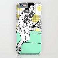 Gabi Sabatini iPhone 6 Slim Case