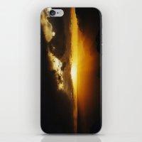 Canyon Sunset iPhone & iPod Skin