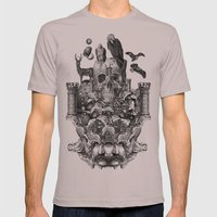 warlock Mens Fitted Tee Cinder SMALL