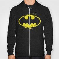Bat Man's Splash Hoody