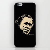 Bukowski#! iPhone & iPod Skin