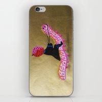 My favorite horse caterpillar iPhone & iPod Skin