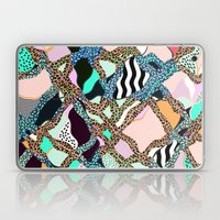 ELECTRIC VIBES Laptop & iPad Skin