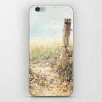 Houat #1 iPhone & iPod Skin