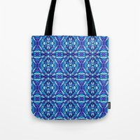 Diamond Tiles 2 Tote Bag
