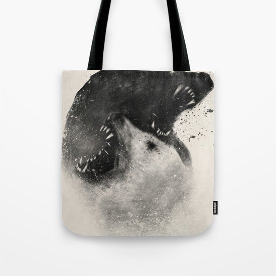 Polar Opposites  Tote Bag
