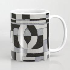 Silver Map Mug