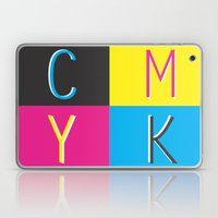 CMKY Laptop & iPad Skin