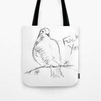 Birdsong Tote Bag