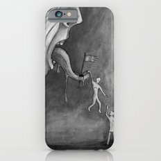 The claim on freedom iPhone 6 Slim Case