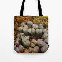 Cactus Stones Tote Bag