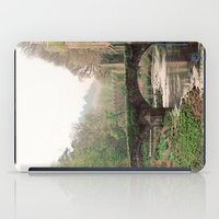 QUIET SPRING iPad Case