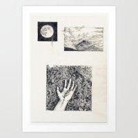 Dust to Dust Art Print
