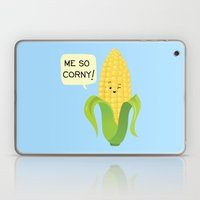 So Corny! Laptop & iPad Skin