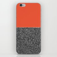 pattern, texture, mixed media, patterns,  iPhone & iPod Skin