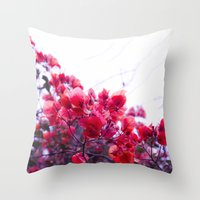 Touch Of Love Throw Pillow