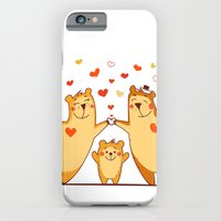 Family Of Bears iPhone 6 Slim Case