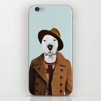 Polaroid N°4 iPhone & iPod Skin