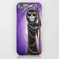 iPhone & iPod Case featuring La Muerte by Shawn Dubin