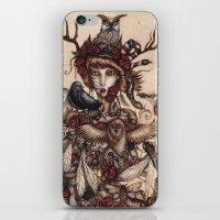 Wild Soul iPhone & iPod Skin
