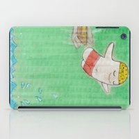 Summer time iPad Case