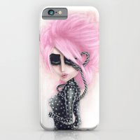 Pinkanhy Polka iPhone 6 Slim Case
