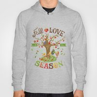 Fall In Love With The Se… Hoody